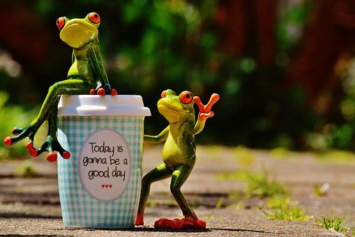 Wir machen uns heute einen schönen Tag