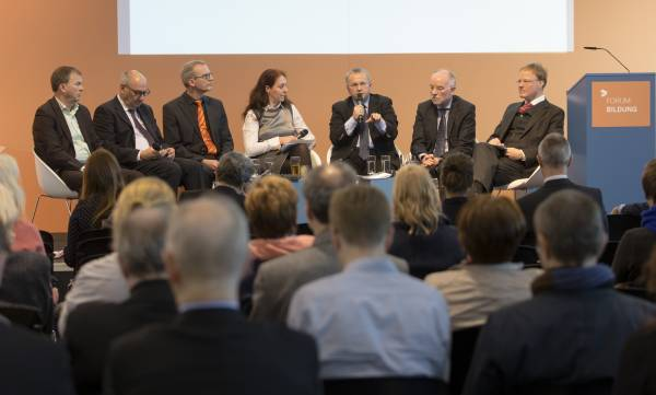 Interessante Foren und Expertengespräche auf der Didacta 2017 in Stuttgart