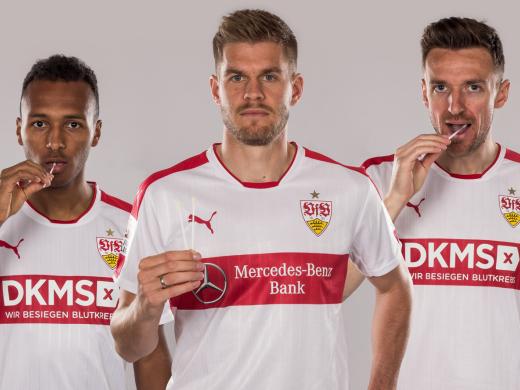 Auch der VfB unterstützt am 28.05.2017 den World-Bloodcancer-Day